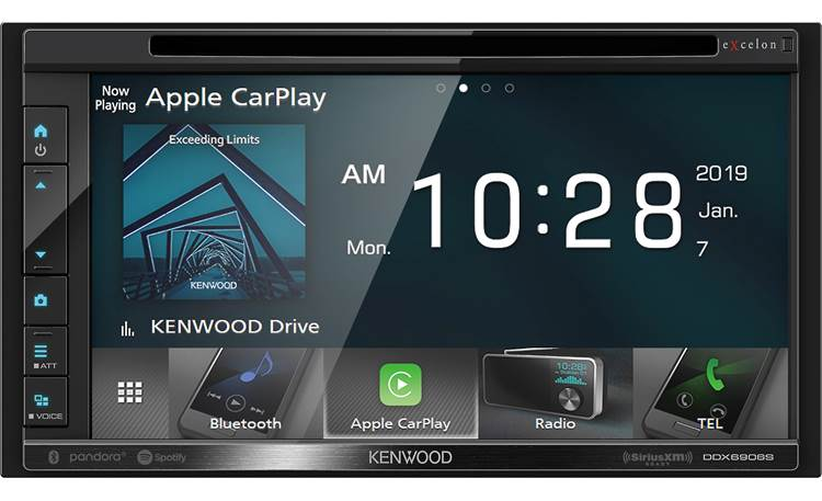 Kenwood Excelon DDX6906S Other