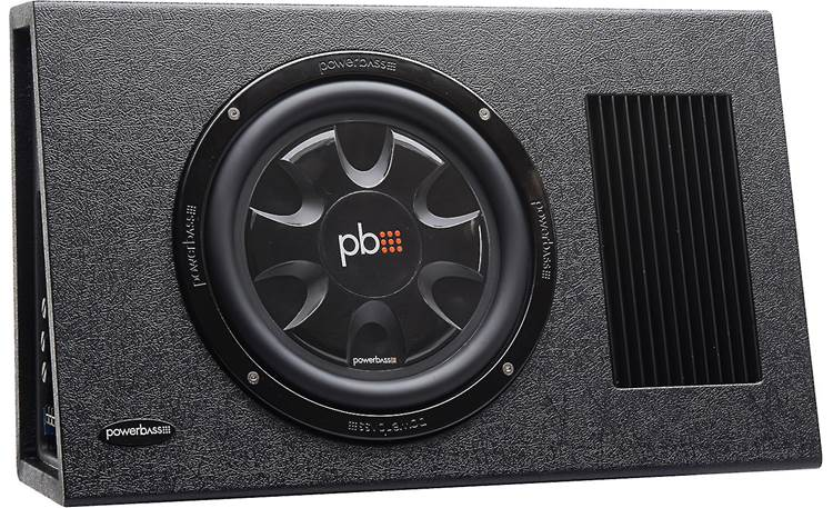 PowerBass PS-AWB101T Front