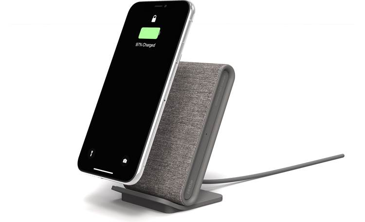 iOttie iON Wireless Stand Simply place your Qi-enabled device on the stand and charge away (smartphone not included)