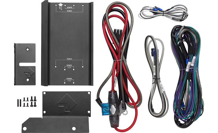 Rockford Fosgate RFK-HD9813 amp kit
