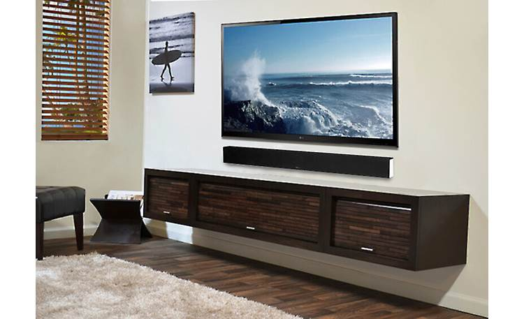 "Monitor Audio SB-4 Designed for screens 70"" and larger"