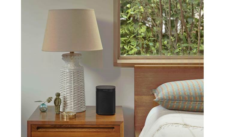 Sonos Move and Sonos One SL Sonos One SL- ideal for bedroom nightstand
