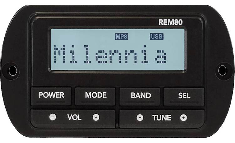Milennia MIL-REM80 wired marine remote