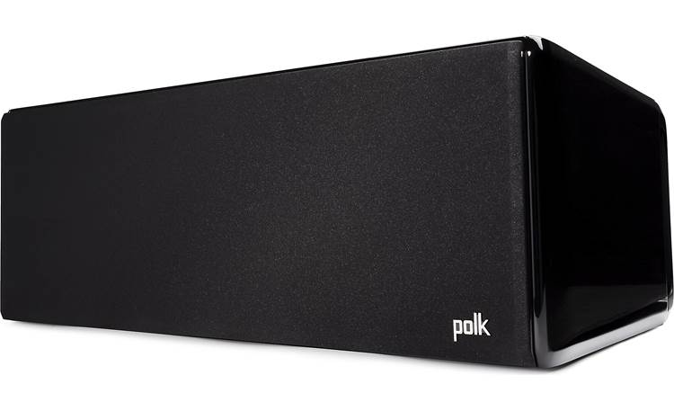 Polk Audio Legend L400 Angled view with grille on