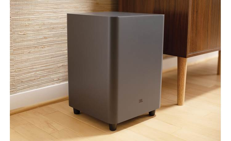 JBL Bar 5.1 Surround Wireless sub has 10