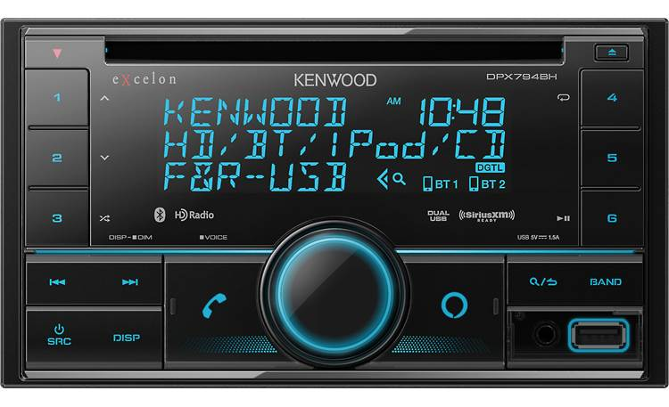 Kenwood Excelon DPX794BH Other