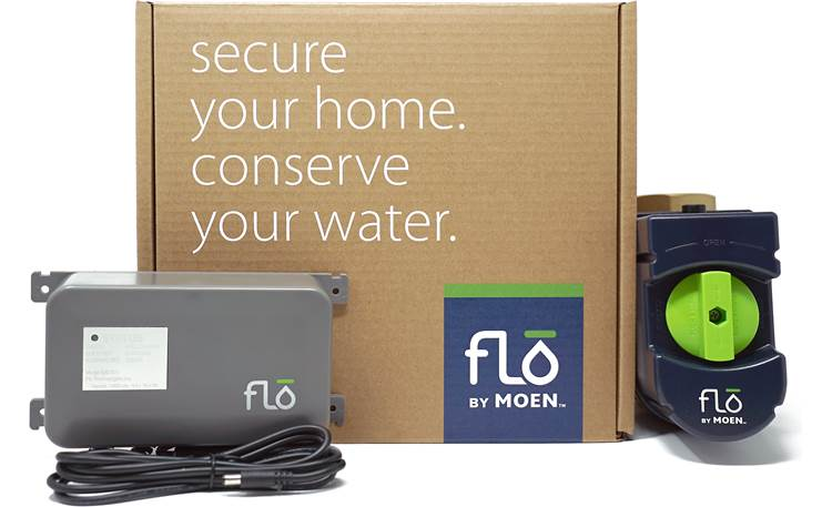 Flo by Moen Battery Backup Extends Flo's power cord by 6 feet
