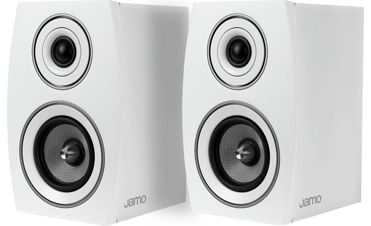 Jamo Concert 9 Series C 91 II Shown with magnetic grilles removed
