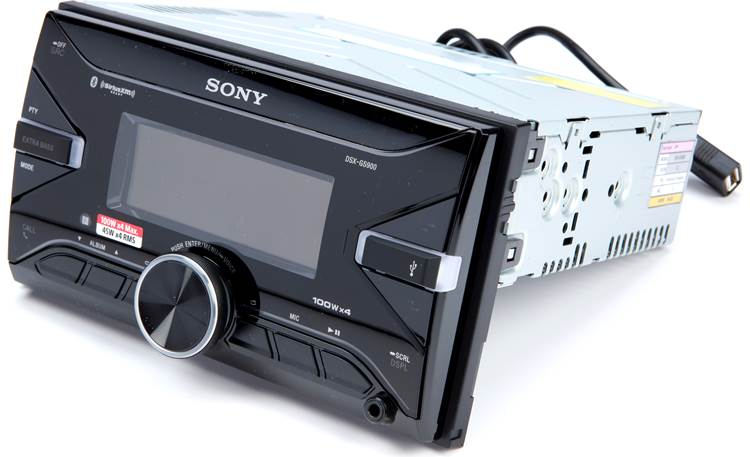 Sony DSX-GS900 Other