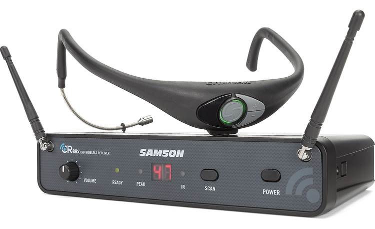 Samson Airline 88x AH8 wireless headset system (D-band)