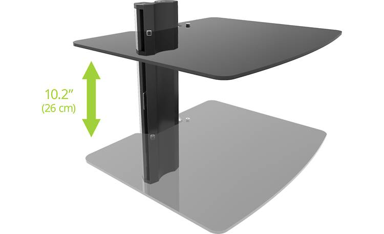 Kanto AVT1 Adjustable shelf
