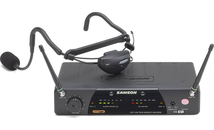 Samson Airline 77 AH7 Fitness Headset Front