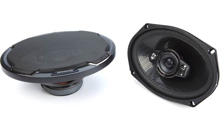 Kenwood KFC-6996PS Upgrade to speakers that make music a joy to listen to