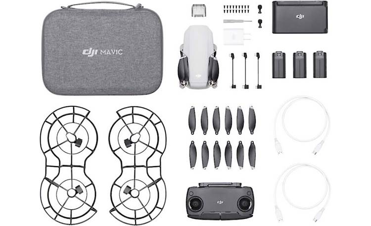 DJI Mavic Mini Fly More Combo Front