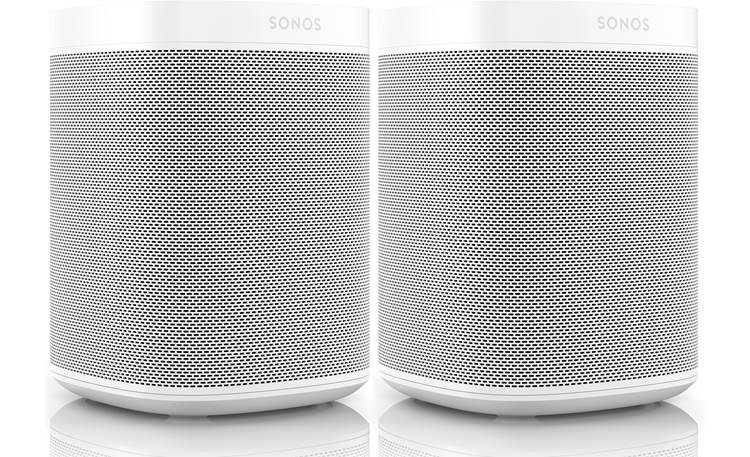 Sonos One SL 2-pack Front