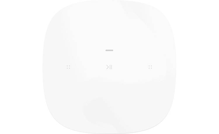 Sonos One SL 2-pack Top-mounted control buttons