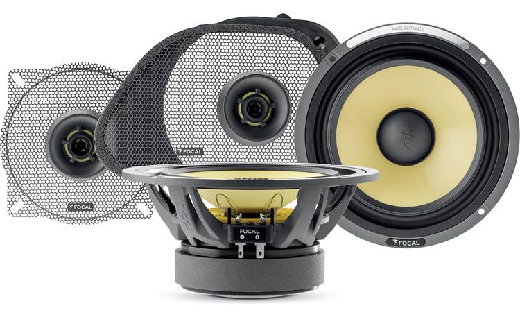 Focal HDK 165-98/2013 Designed with your Harley in mind