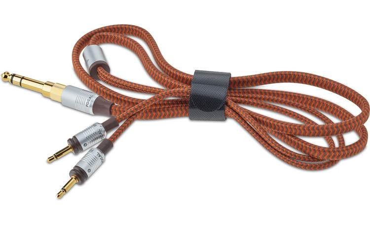 "Focal Stellia Included 1/4"" stereo cable"
