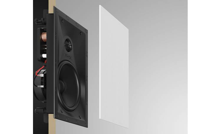 Sonos In-wall Speaker Bundle Paintable grilles included