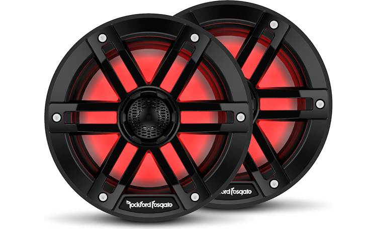 Rockford Fosgate M1-65B Add color to your boat with Color Optix speakers