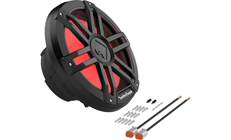 Rockford Fosgate M1D4-12B Other