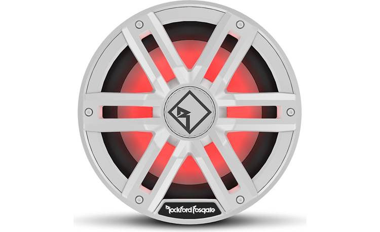 Rockford Fosgate M2D4-10I Big bass and cool LED light