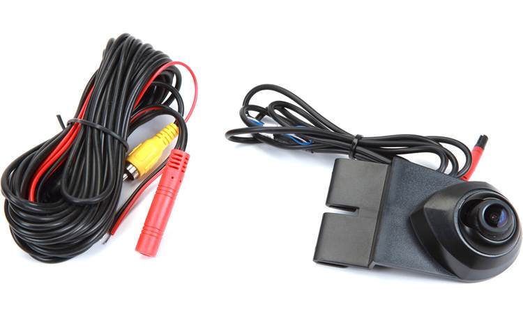 Crux CDR-03C Install this Crux rear-view cam below your truck's third brake light