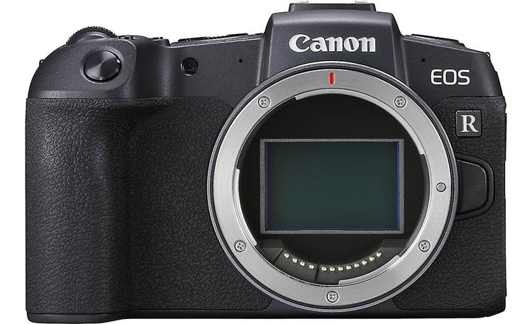 Canon EOS RP (no lens included) Front, straight-on