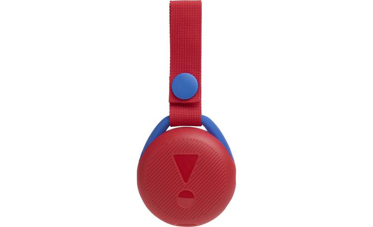JBL JR POP Apple Red - back