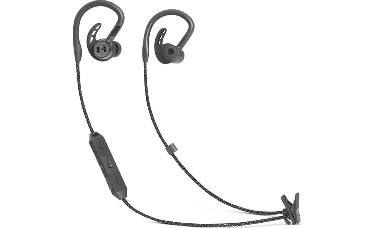 Under Armour® Sport Wireless PIVOT — Engineered by JBL Durable, waterproof earbuds with wraparound secure fit