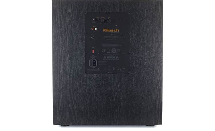 Klipsch SPL-150 Inputs and controls