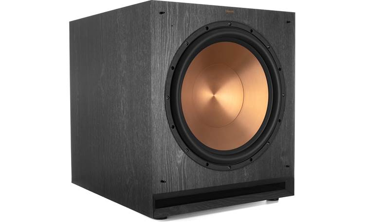 Klipsch SPL-150 Angled view with grille removed