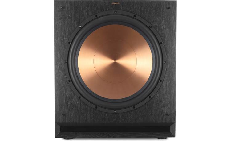 Klipsch SPL-150 Direct view with grille removed