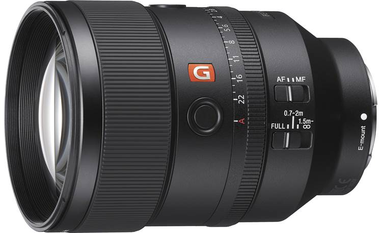 Sony FE 135mm f/1.8 GM Front