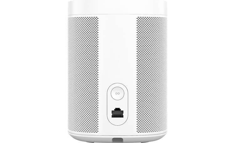 Sonos One White - back