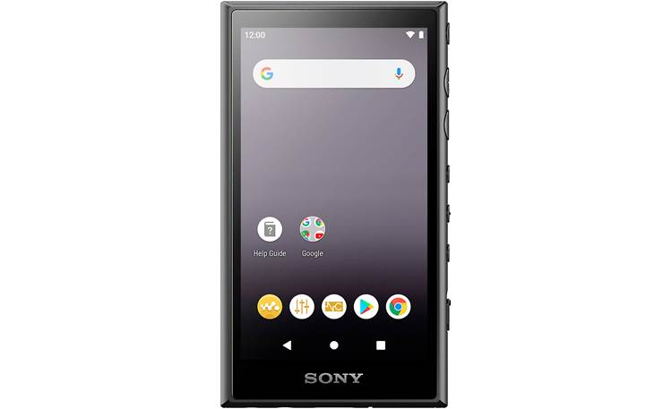 Sony NW-A105 Walkman® Works with popular Android music apps for Wi-Fi streaming and downloads