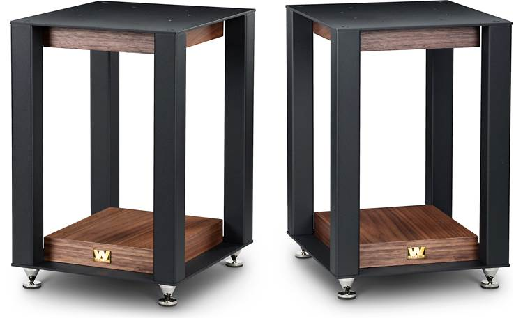 Wharfedale LINTON Heritage Included matching speaker stands