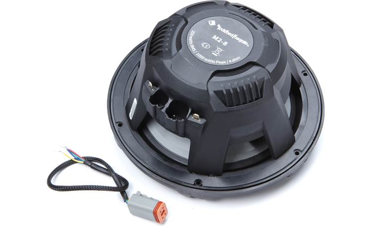 Rockford Fosgate M2-8 Back