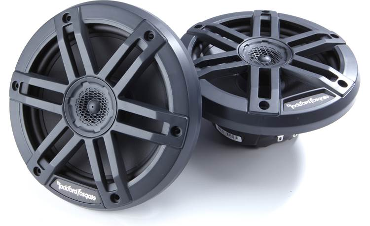 Rockford Fosgate M0-65B Take to the seas with mighty sound