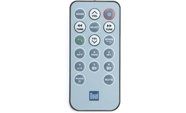 Dual MCP1237BT Remote