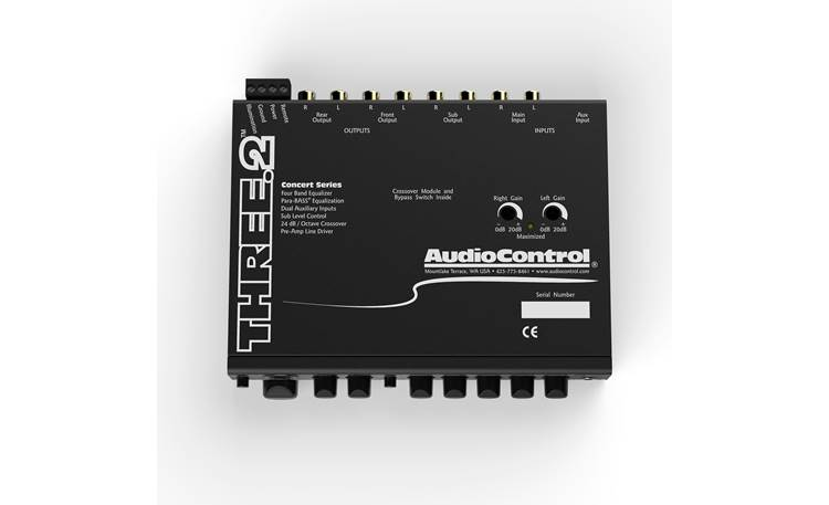 AudioControl THREE.2 Other