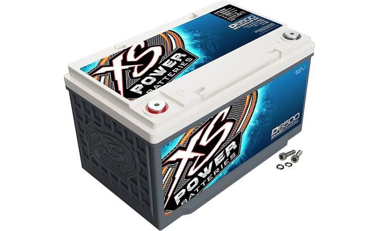 XS Power D6500 Front