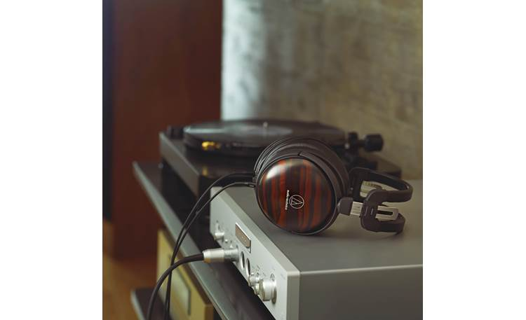 Audio-Technica ATH-AWKT Kokutan Delivers wide-open, detailed sound with resolving highs