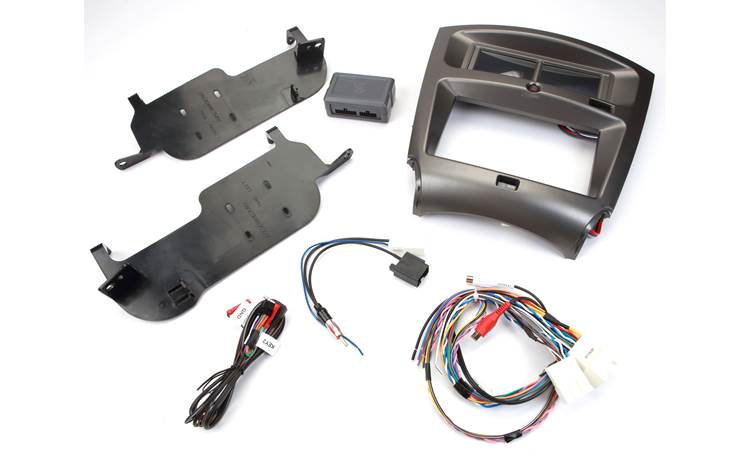 Scosche ITCLS01B Dash and Wiring Kit Other