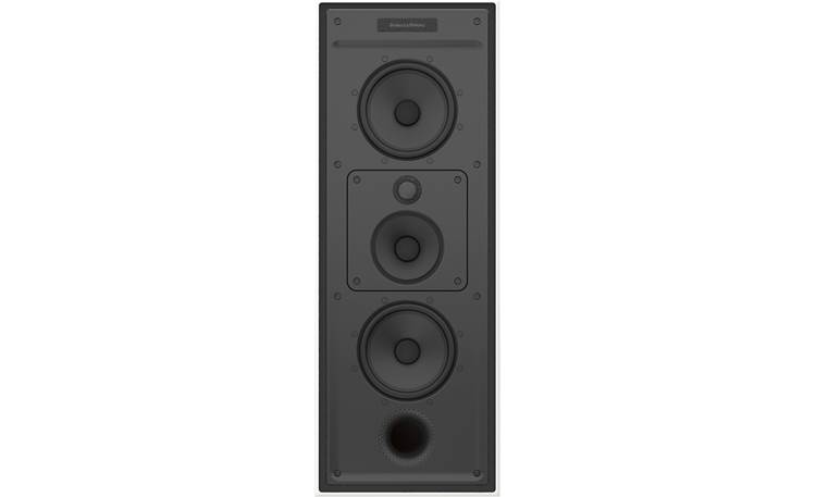 Bowers & Wilkins Reference Series CWM7.3 S2 Direct view with grille removed