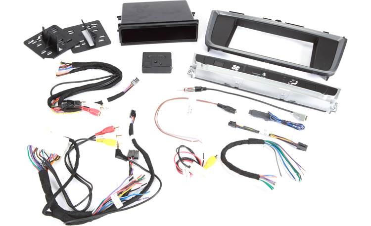 Metra 99-7384B Dash and Wiring Kit Front