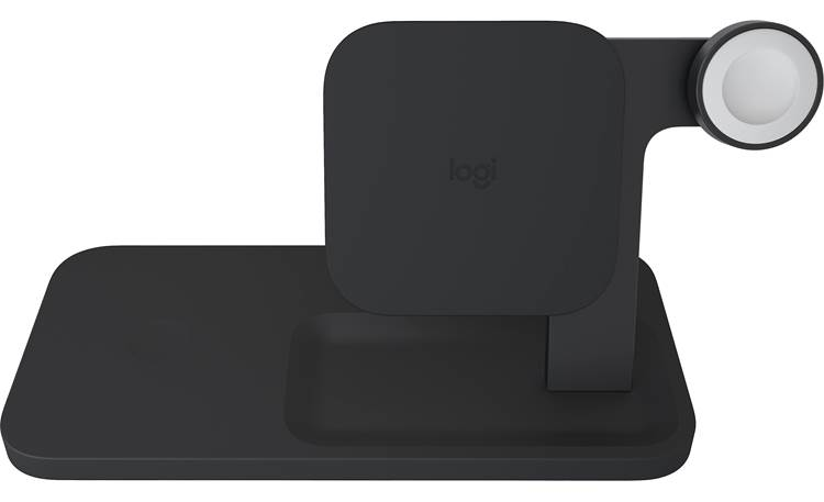 Logitech POWERED 3-in-1 Dock Front