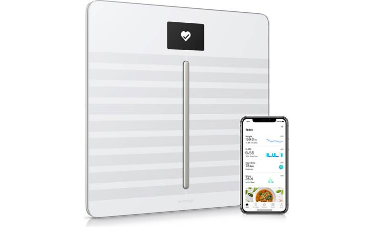 Withings Body Cardio Front