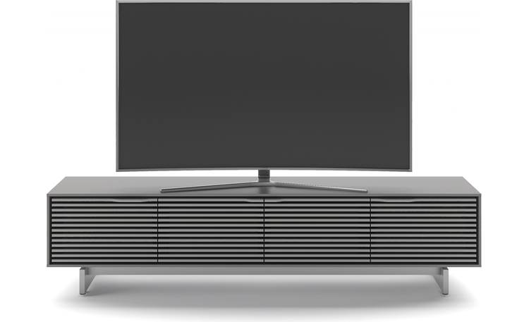 BDI Align 7473 Media Cabinet Supports TVs up to 85
