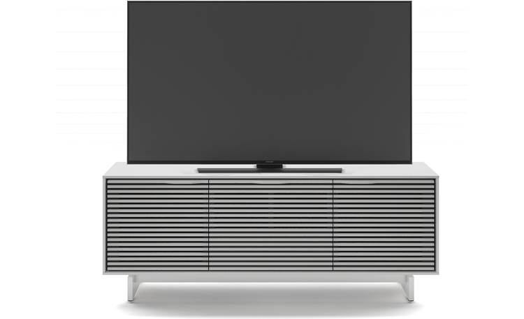 BDI Align 7477 Media Cabinet Front (TV not included)